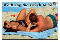 Bring the beach to you! $30 Airbrush Spray Tan Photo